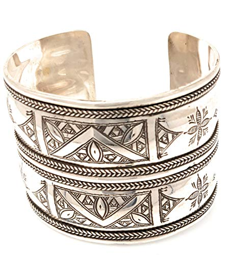 ChiCies Tuareg Armband Armreif aus 925er Silber (Variante 4)