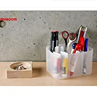 鉛筆筒 筆立 Pencil Vase My Room ペンケース Office Home ペンシル ホルダー Pencil Case Multi Cube Pencil Holder 42103