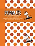 Peanuts 2020-2021 Monthly/Weekly Planning Calendar