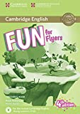 Fun for Flyers Teacher's B. with download. audio 4th Ed.