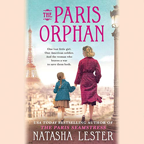The Paris Orphan cover art