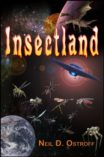Book: Insectland (The Imagination Series - Book Two) by Neil Ostroff