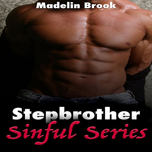 Stepbrother Romance: Sinful Series audiobook cover art