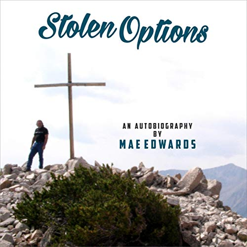 Stolen Options audiobook cover art
