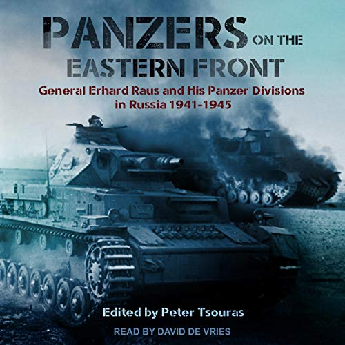 Panzers on the Eastern Front cover art