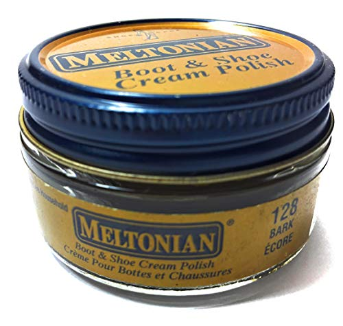 Meltonian Shoe Cream, 1.55 Oz, Bark