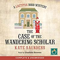 The Case of the Wandering Scholar Hörbuch
