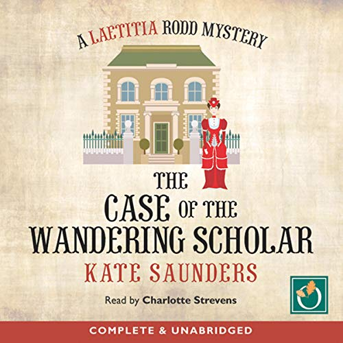 The Case of the Wandering Scholar cover art