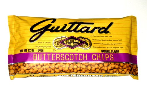 Guittard Butterscotch Baking Chips
