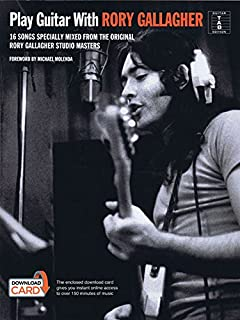 Play Guitar With Rory Gallagher: 16 Songs Specially Mixed from the Original Rory Gallagher Studio Masters