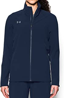 Best under armour women's squad woven warm up jacket Reviews