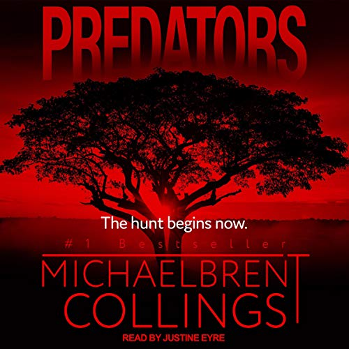 Predators audiobook cover art