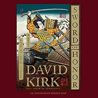 Sword of Honor audiobook cover art