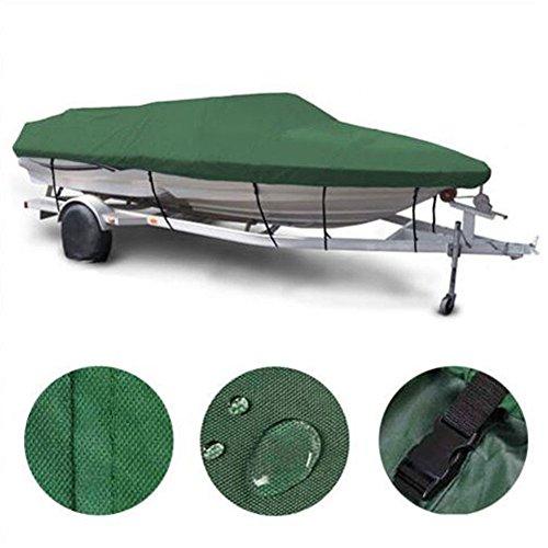 Roadstar Boat Cover Heavy Duty 600D Marine Grade oxford fabric Trailerable Waterproof Fit