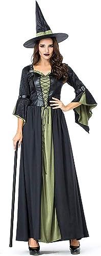 KTYX Halloween B n Hexe Kostüm Rave Party Cosplay Kostüm Halloween Kleider