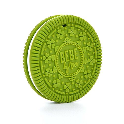 Bebe Neutral Cookie Teether & Gum Massager