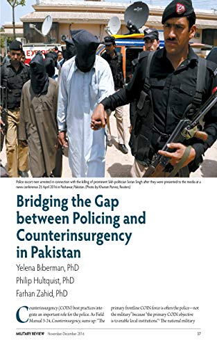 Bridging the Gap between Policing a…