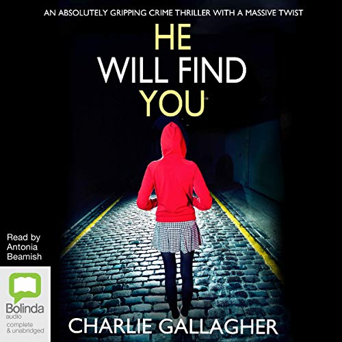 Page de couverture de He Will Find You