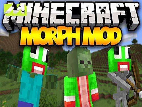 Clip: Morph Into Any Mob!