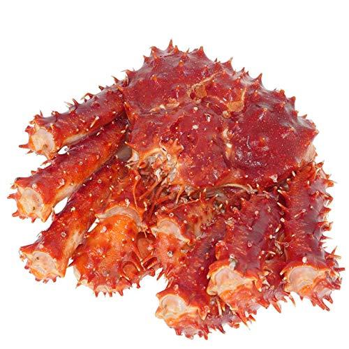 Königskrabbe - King Crab / ganze Krabbe / ca. 1,8 kg / gekocht