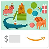 Amazon eGift Card - Birthday Party Animals