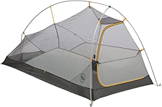 Big Agnes Fly Creek HV UL Tent mtnGLO - 1 Person (Gray)