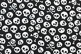 Oddies Textile Halloween-Stoff aus