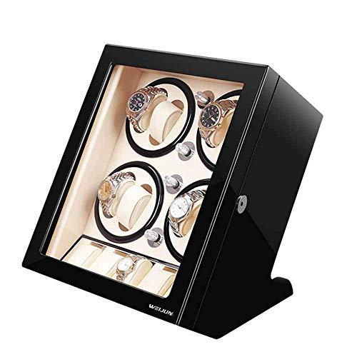 YLJYJ Watch Winder Luxury Smart Watch Winder Automatic Mechanical Watch Motor Shaker...