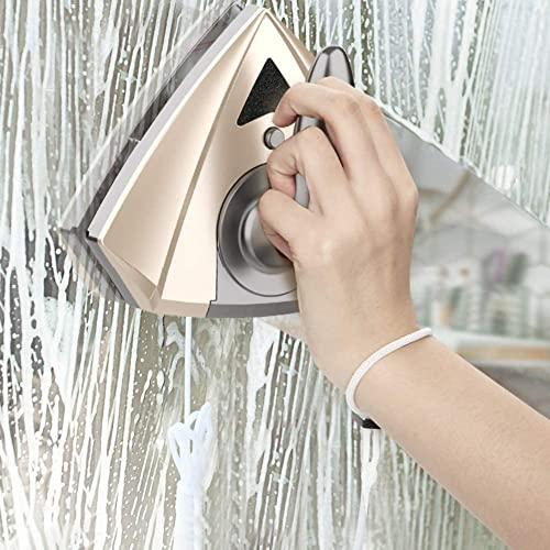 XIAOJUN Herramientas de Limpieza magnéticas, Limpiador Ventanas con imán Uso Profesional Limpia Cristales, Uso para Ventanas de Edificios de Gran Altura de 5-26 mm