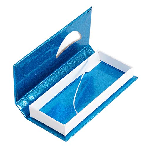 Youdong Réutilisables Magnétiques sans Colle 3D Naturel Faux Cils Soins vides Coffret de Rangement pour boîte à Outils naturels à la Main Ultra-Minces Volumineux Maquillage Extension Cils