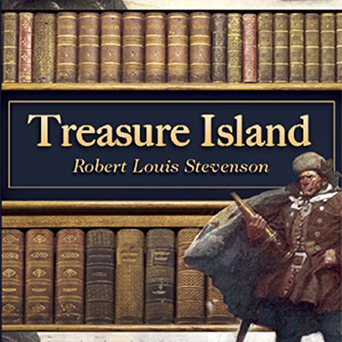 Treasure Island (Alpha DVD) audiobook cover art