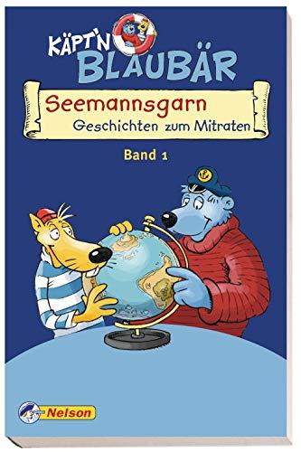 Käpt´n Blaubär, Seemannsgarn 1: Geschichten zum Mitraten
