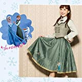 Secret Honey シークレットハニー スケート ワンピース ディズニーコラボ アナと雪の女王
