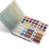 54 Sombras De Ojos - Paleta De Maquillaje Paleta Desnuda Del Reflejo De Sombra De Ojos Mate Pigmento En Polvo Impermeable