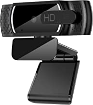 CloudValley Hd 1080p Webcam with Microphone, AutoFocus, USB 2.0/3.0 Webcams for Skype Zoom YouTube FaceTime, Web Camera fo...