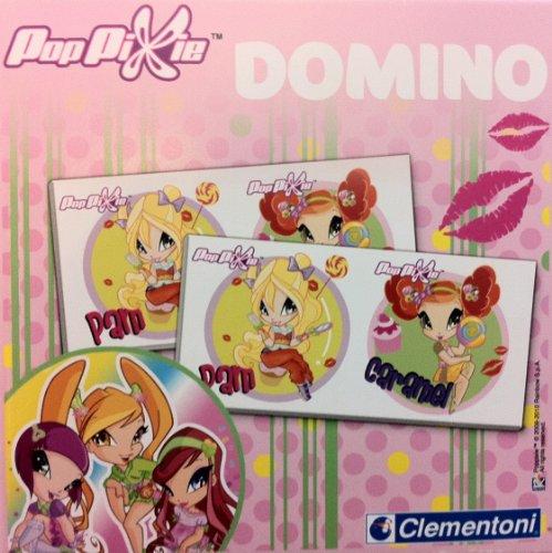 Clementoni - 13739.8 - Jouet Premier Age - Domino Pop - Pixie