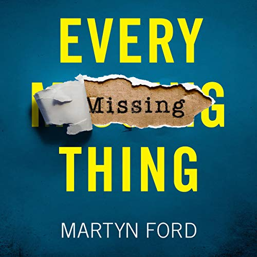 Every Missing Thing cover art