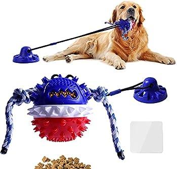 KHAZIX Dog Toys for Aggressive Chewers