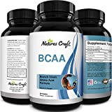 BCAA Pills-Pure Concentrated Essential Amino...