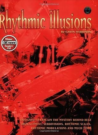 Rhythmic Illusions: Book & CD by Gavin Harrison(1996-11-01)