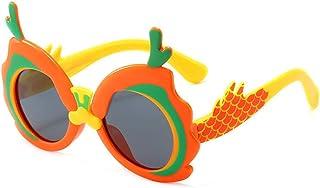 TOORY mural - Gafas de sol con protección solar para exteriores gafas de sol de silicona para niños gafas de sol de dibujos animados gafas polarizadas anti UV para niños-8