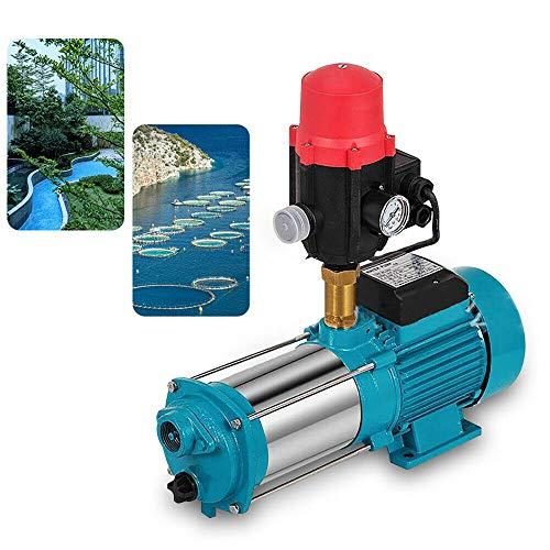 Tuinpomp, huiswaterpomp, waterpomp, centrifugaalpomp, hogedrukpomp, 6000 l/u, 1300 W