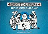 Doctor Wars Hospital Card Game