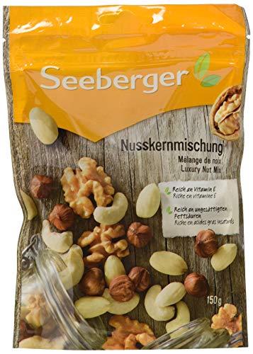 Seeberger Nusskernmischung, 150 g