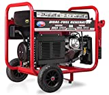 Photo #7: Propane Powered Generator by All Power America - Model APGG12000GL, 12000 Watt with Electric Start Gas/Propane