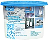 airBOSS Anywhere Dehumidifier Fresh Linen Scented (3) for Storage Closets and Small Spaces, Fights Mildew and Odors, Fragrance Free