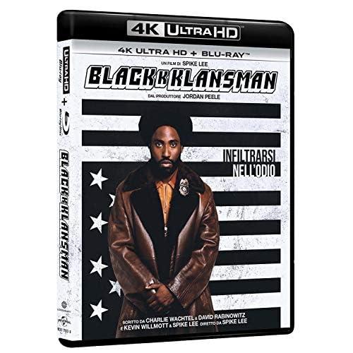 Blackkklansman (4K+Br)