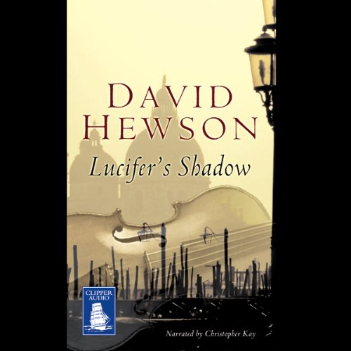 Lucifer's Shadow audiobook cover art