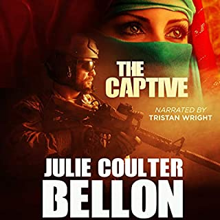 The Captive  audiobook cover art