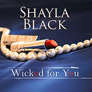Wicked for You audiobook cover art